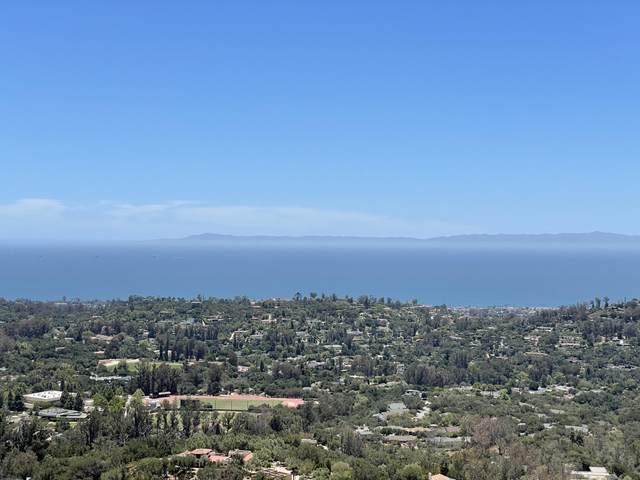 286 E Mountain Dr, Montecito, CA 93108 (MLS #21-2860) :: The Zia Group