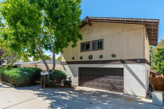 2125 Red Rose Way, Santa Barbara, CA 93109 (MLS #21-2865) :: The Zia Group