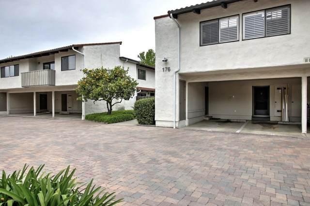 176 Kingston Avenue Unit B, Goleta, CA 93117 (MLS #21-2871) :: The Epstein Partners