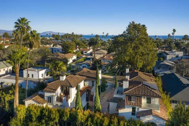 228 W Yanonali St, Santa Barbara, CA 93101 (MLS #21-291) :: Chris Gregoire & Chad Beuoy Real Estate