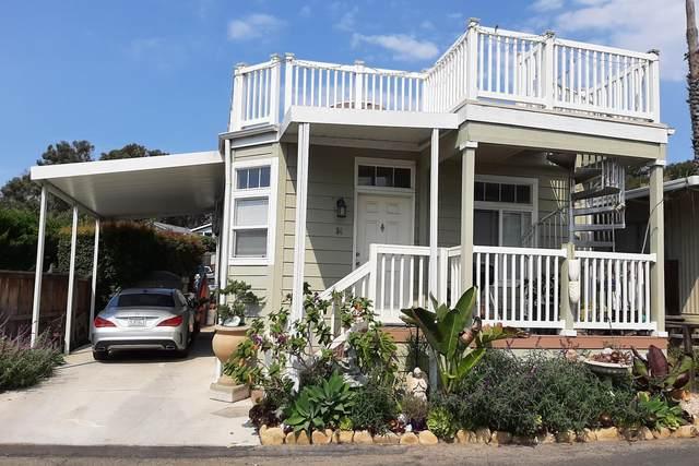 2155 Ortega Hill Rd #34, Summerland, CA 93067 (MLS #21-2918) :: The Epstein Partners