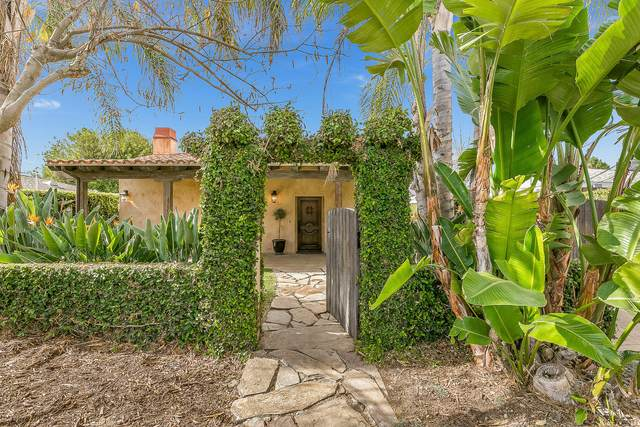 201 Bald St, Ojai, CA 93023 (MLS #21-297) :: The Zia Group