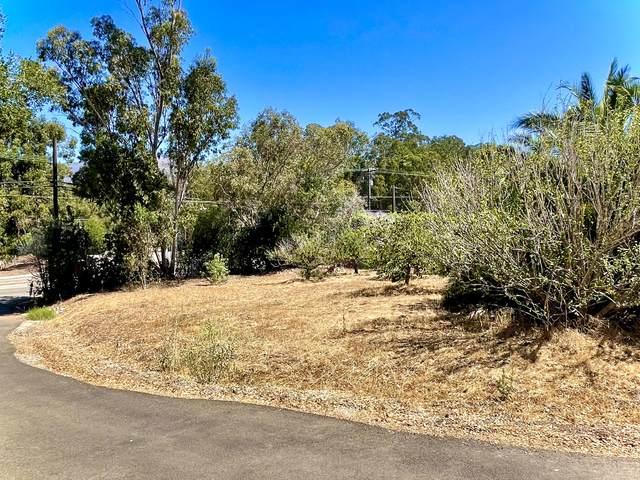 4535 Hollister Ave, Santa Barbara, CA 93110 (MLS #21-2972) :: The Epstein Partners
