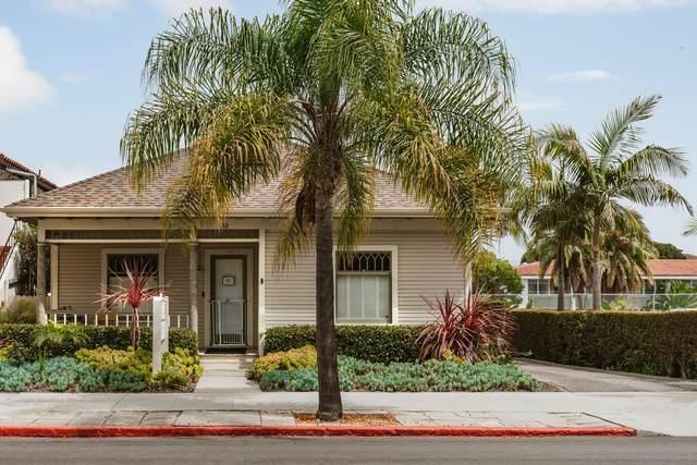 132 E Figueroa St, Santa Barbara, CA 93101 (MLS #21-2974) :: The Epstein Partners