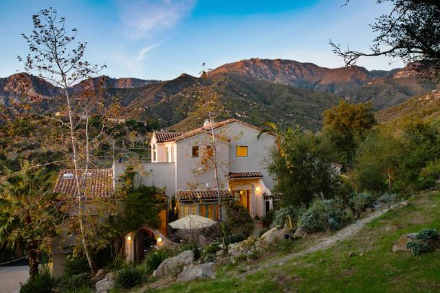 1790 Las Canoas Rd, Santa Barbara, CA 93105 (MLS #21-304) :: The Zia Group