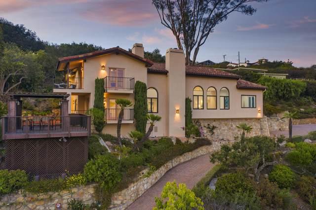 1300 Dover Hill Rd, Santa Barbara, CA 93103 (MLS #21-3157) :: The Epstein Partners