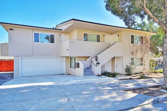 904 E Carrillo Rd, Santa Barbara, CA 93103 (MLS #21-3171) :: The Epstein Partners
