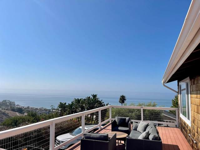 2556 Whitney Ave, Summerland, CA 93067 (MLS #21-3228) :: The Epstein Partners