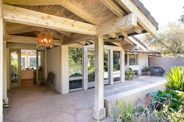 1749 Glen Oaks, Montecito, CA 93108 (MLS #21-325) :: Chris Gregoire & Chad Beuoy Real Estate