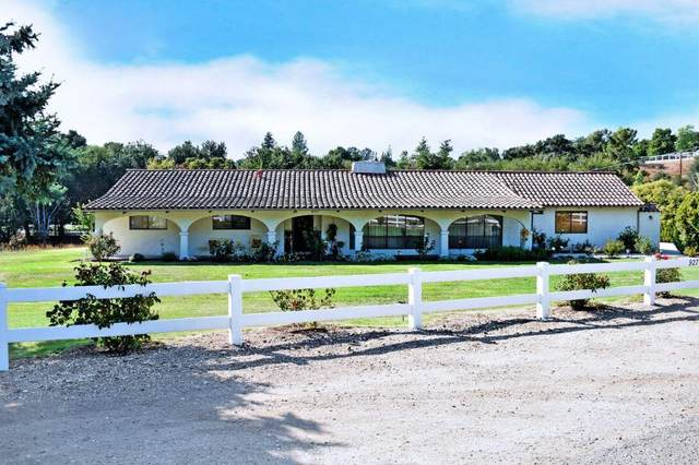 927 Old Ranch Rd, Solvang, CA 93463 (MLS #21-3252) :: The Epstein Partners