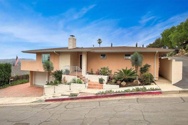 811 E Pedregosa St #2, Santa Barbara, CA 93103 (MLS #21-3266) :: The Epstein Partners