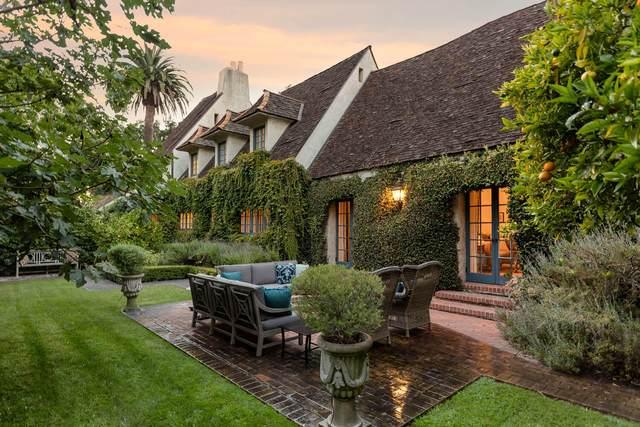 175 Miramar Ave, Montecito, CA 93108 (MLS #21-3325) :: The Epstein Partners