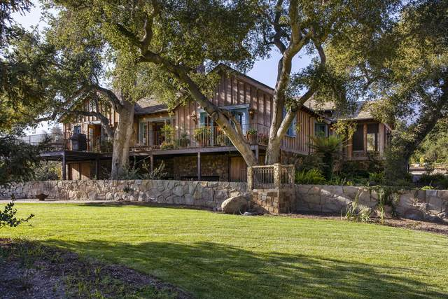 1780 Glen Oaks Dr, Montecito, CA 93108 (MLS #21-3364) :: The Epstein Partners