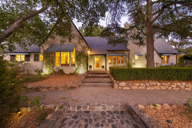 1104 Foothill Rd, Ojai, CA 93023 (MLS #21-3402) :: The Epstein Partners