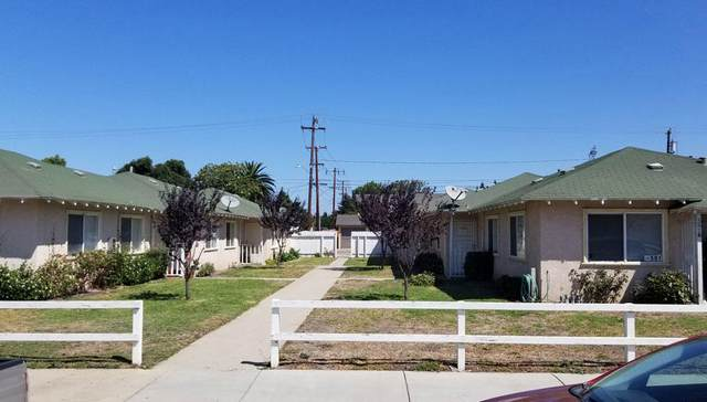 507 W Ocean Ave, Lompoc, CA 93436 (MLS #21-3408) :: The Epstein Partners