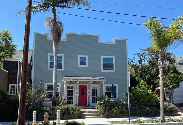 308 W De La Guerra St, Santa Barbara, CA 93101 (MLS #21-3422) :: The Epstein Partners