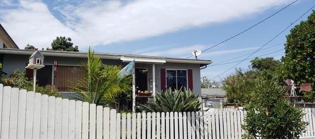 634 Fremont Pl, Santa Barbara, CA 93101 (MLS #21-3438) :: The Epstein Partners