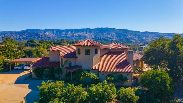 1911 Meiners Rd, Ojai, CA 93023 (MLS #21-3441) :: The Epstein Partners