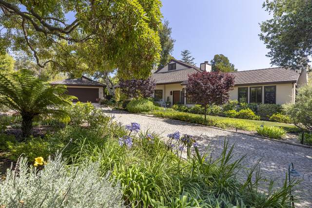 220 Hot Springs Rd, Montecito, CA 93108 (MLS #21-3451) :: The Epstein Partners