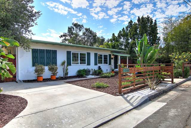 2708 Vernon Rd, Santa Barbara, CA 93105 (MLS #21-3463) :: The Epstein Partners