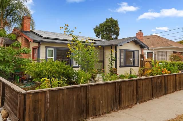 1620 Gillespie St, Santa Barbara, CA 93101 (MLS #21-3475) :: The Epstein Partners