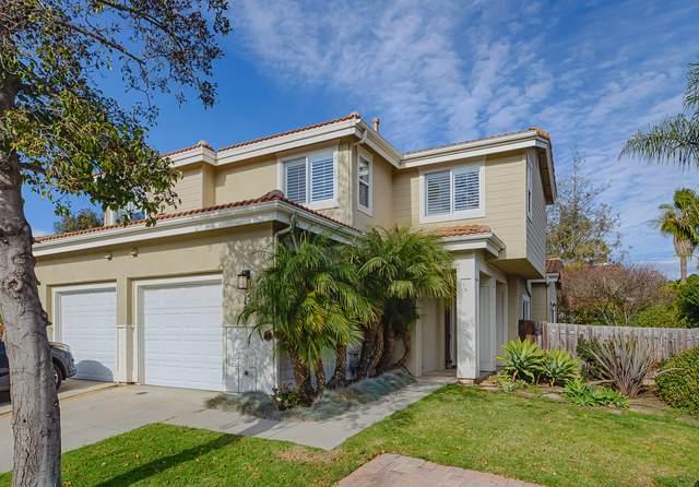15 Touran Ln, Goleta, CA 93117 (MLS #21-348) :: Chris Gregoire & Chad Beuoy Real Estate