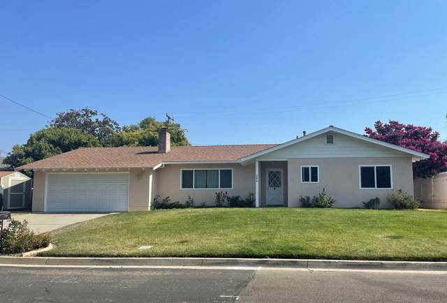 246 3rd St, Solvang, CA 93463 (MLS #21-3485) :: The Epstein Partners