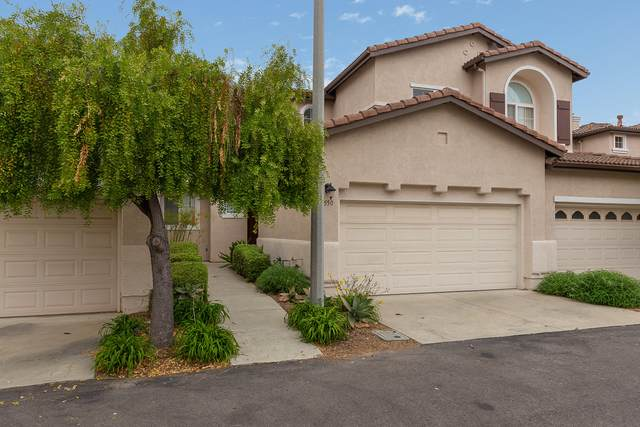 550 Poppyfield Pl, Goleta, CA 93117 (MLS #21-3525) :: The Epstein Partners