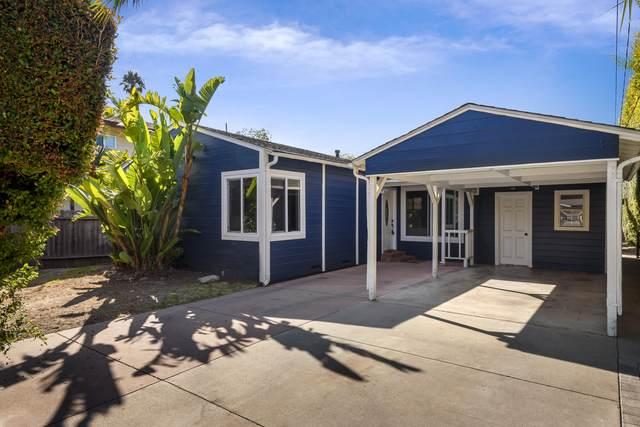 1305 Punta Gorda St, Santa Barbara, CA 93103 (MLS #21-3533) :: The Epstein Partners