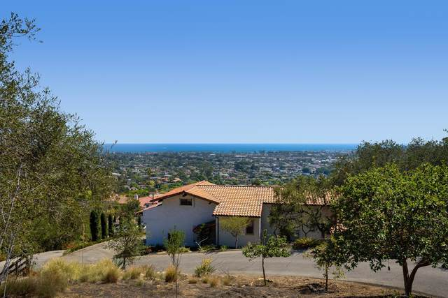 911 Alameda Padre Serra, Santa Barbara, CA 93103 (MLS #21-3534) :: The Epstein Partners