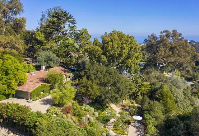 726 El Rancho Road, Montecito, CA 93108 (MLS #21-3549) :: The Epstein Partners