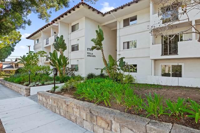 1701 Anacapa Street #21, Santa Barbara, CA 93101 (MLS #21-3560) :: The Epstein Partners