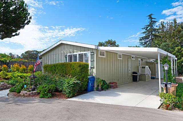 4025 State St #75, Santa Barbara, CA 93110 (MLS #21-3564) :: The Epstein Partners