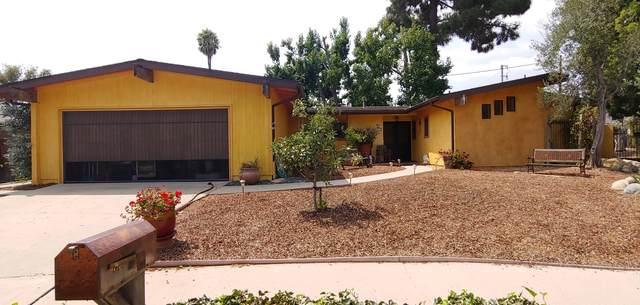 529 Tila Pl, Santa Barbara, CA 93111 (MLS #21-3567) :: The Epstein Partners