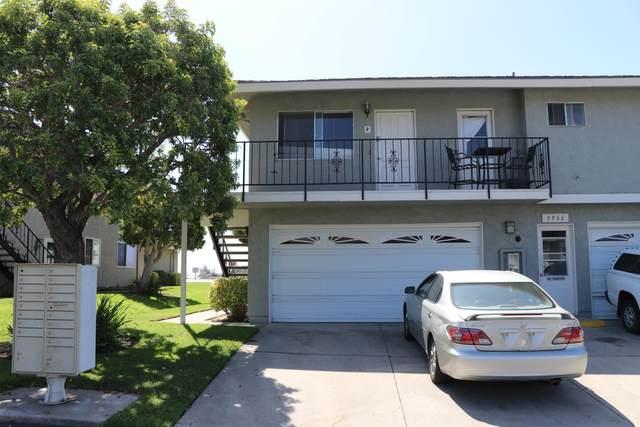 5966 Via Real #4, Carpinteria, CA 93013 (MLS #21-3569) :: The Epstein Partners