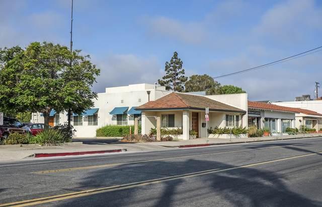 1715 State St, Santa Barbara, CA 93101 (MLS #21-3571) :: The Epstein Partners