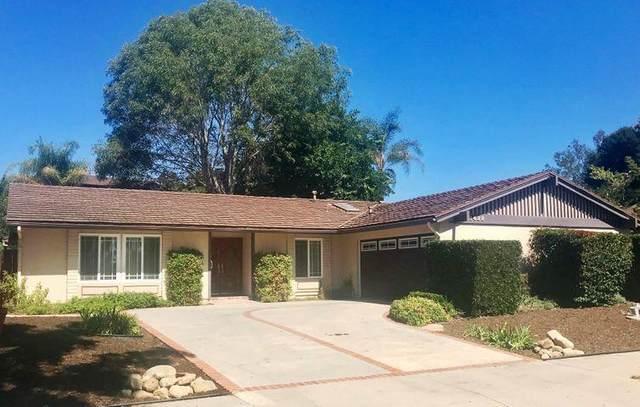 6422 Caroldale Lane, Santa Barbara, CA 93117 (MLS #21-3579) :: The Epstein Partners
