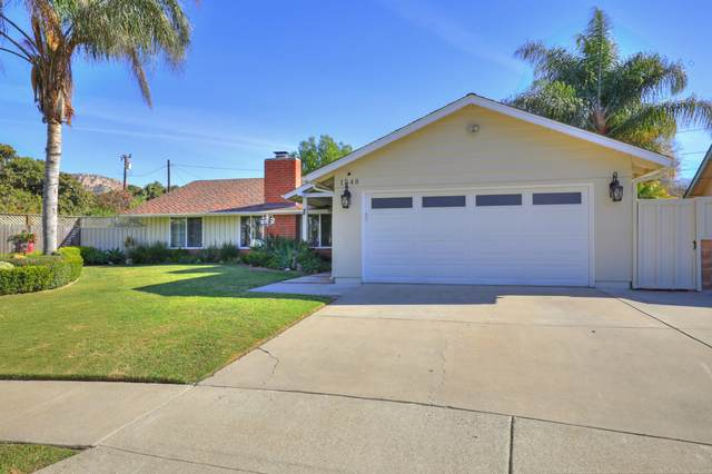 1548 Lisa St, Carpinteria, CA 93013 (MLS #21-359) :: Chris Gregoire & Chad Beuoy Real Estate