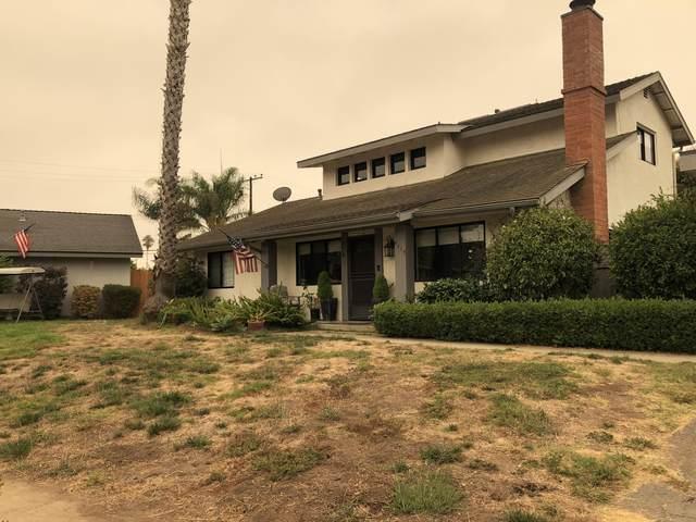 4715 Aragon, Carpinteria, CA 93013 (MLS #21-3604) :: The Epstein Partners
