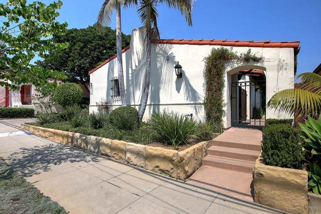 1024 Garden St #2, Santa Barbara, CA 93101 (MLS #21-3639) :: The Epstein Partners
