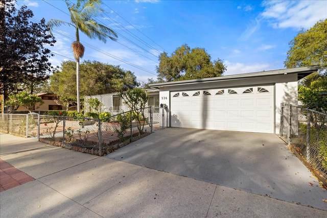 336 N Alisos St, Santa Barbara, CA 93103 (MLS #21-3662) :: The Epstein Partners