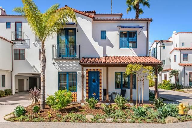 3736 State St #110, Santa Barbara, CA 93105 (MLS #21-3810) :: The Epstein Partners