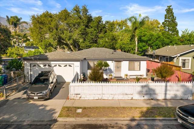 334 N Alisos St, Santa Barbara, CA 93103 (MLS #21-3815) :: The Epstein Partners