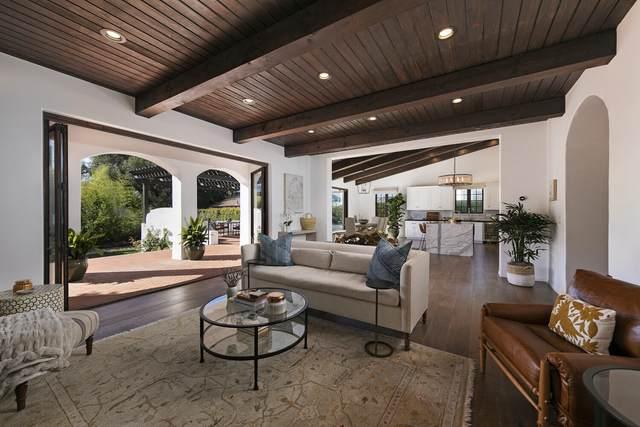 477 Paseo Del Descanso, Santa Barbara, CA 93105 (MLS #21-3854) :: The Epstein Partners