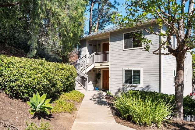 327 Ladera St #1, Santa Barbara, CA 93101 (MLS #21-3865) :: The Epstein Partners