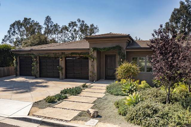 3834 La Cumbre Hills Ln, Santa Barbara, CA 93110 (MLS #21-3872) :: The Epstein Partners