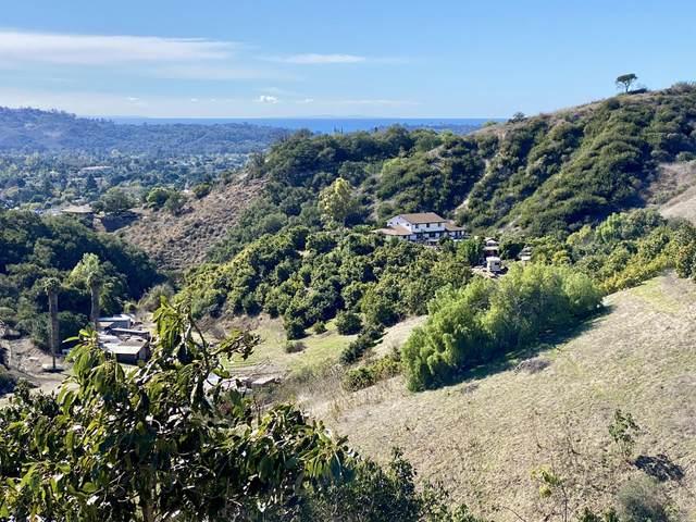861 E Alamar Ave, Santa Barbara, CA 93105 (MLS #21-390) :: Chris Gregoire & Chad Beuoy Real Estate