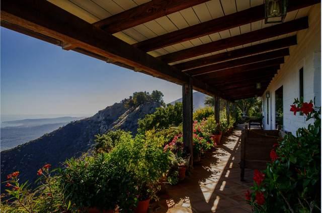 1200 Toro Canyon, Santa Barbara, CA 93108 (MLS #21-3928) :: The Epstein Partners