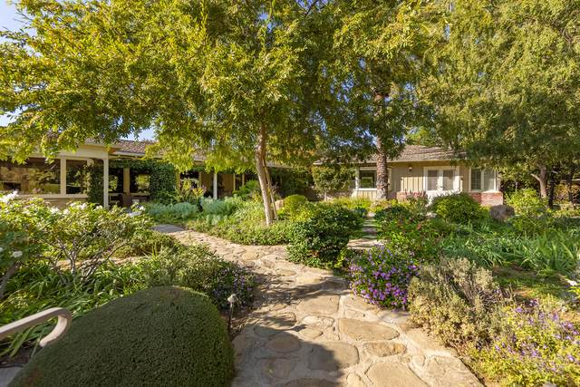 803 Country Club Dr, Ojai, CA 93023 (MLS #21-3943) :: The Zia Group