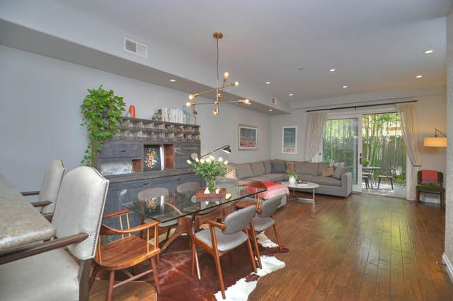 621 W Ortega St C, Santa Barbara, CA 93101 (MLS #21-4) :: The Zia Group